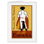 Viaje España Felicitación