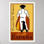 Viaje España Póster