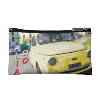 Viaje Fiat 500 Cinquecento, Italia del vintage, am