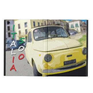 Viaje Fiat 500 Cinquecento Italia del vintage am