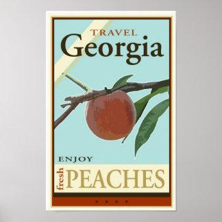 Viaje Georgia Póster