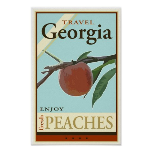 Viaje Georgia Poster