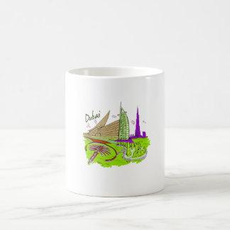 viaje gráfico design.png del verde de la ciudad de tazas