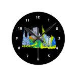 viaje graphic.png de New York City Relojes