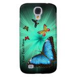 Viaje hermoso de la mariposa