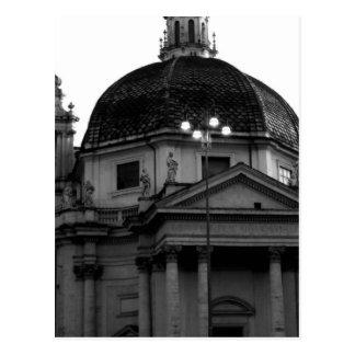 Viaje histórico de Roma Postal