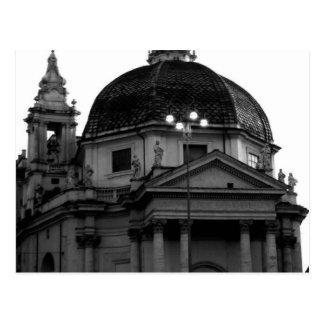 Viaje histórico de Roma Tarjetas Postales