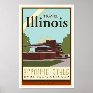 Viaje Illinois Impresiones