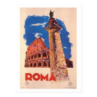 Viaje Italia, Roma del vintage - Tarjetas Postales