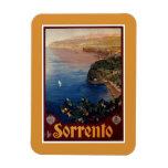 Viaje italiano de Sorrento de los años 20 del vint Imanes