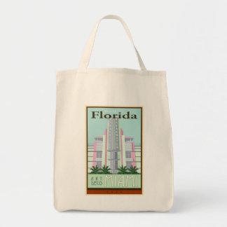 Viaje la Florida Bolsa Tela Para La Compra