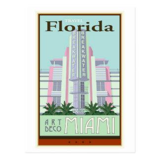 Viaje la Florida Tarjetas Postales