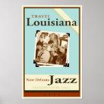 Viaje Luisiana Poster