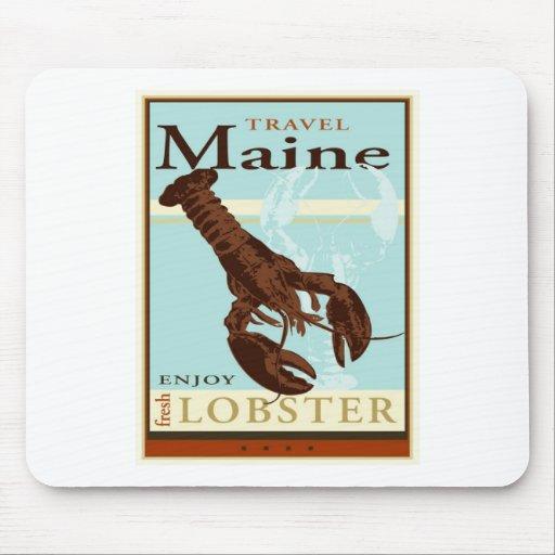 Viaje Maine Alfombrilla De Raton