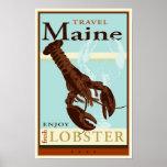 Viaje Maine Póster