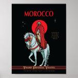 Viaje Marruecos Poster