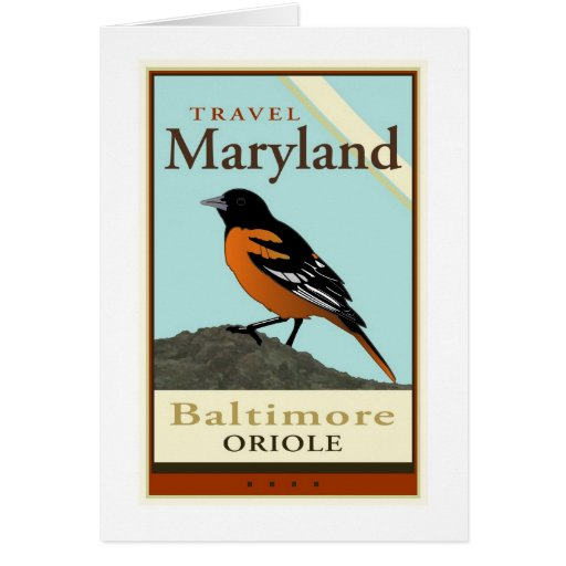 Viaje Maryland Felicitación