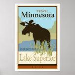 Viaje Minnesota II Póster
