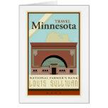 Viaje Minnesota Tarjetas