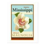 Viaje Mississippi Postal