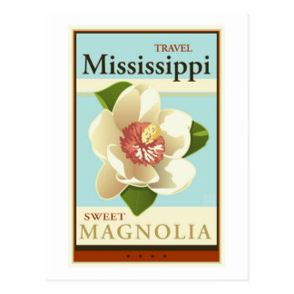 Viaje Mississippi Postales