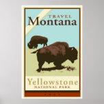 Viaje Montana Posters