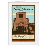 Viaje New México Tarjeta De Felicitación