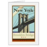 Viaje Nueva York Felicitación