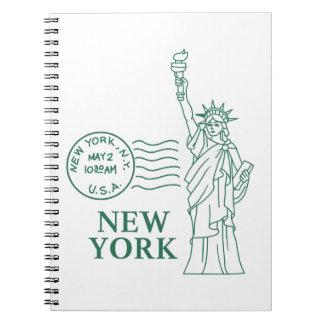 VIAJE NUEVA YORK SPIRAL NOTEBOOKS