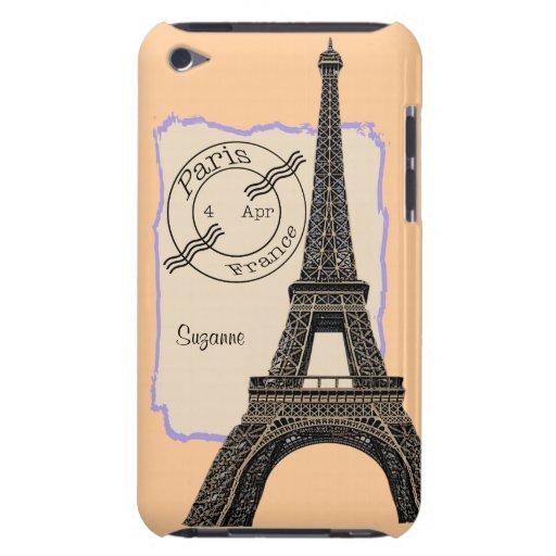 Viaje París Francia Funda Para iPod De Case-Mate