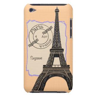 Viaje París Francia iPod Case-Mate Protector