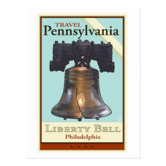 Viaje Pennsylvania Tarjetas Postales