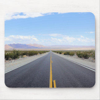 Viaje por carretera América Mousepad Tapetes De Ratones