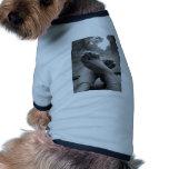 Viaje por carretera camisetas mascota