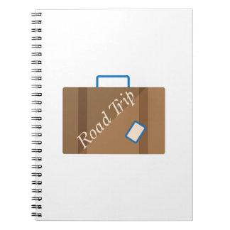 Viaje por carretera note book