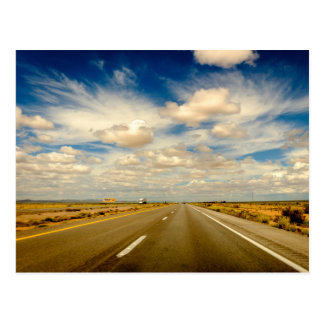Viaje por carretera de Arizona Tarjetas Postales