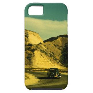 Viaje por carretera del vintage iPhone 5 carcasas