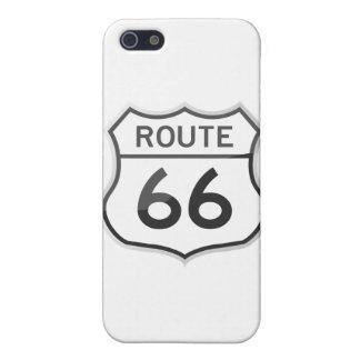 Viaje por carretera histórico escénico de la carre iPhone 5 cárcasa