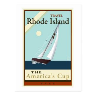 Viaje Rhode Island Postales