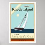 Viaje Rhode Island Posters
