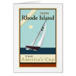 Viaje Rhode Island Tarjetas