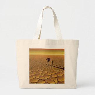 Viaje sahariano 1995 bolsa tela grande