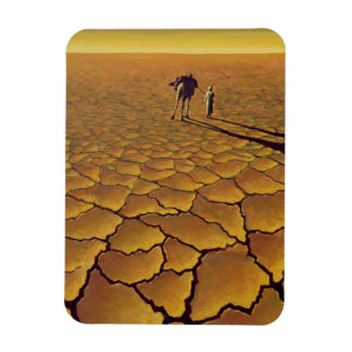 Viaje sahariano 1995 iman de vinilo