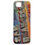 Viaje San Francisco del vintage iPhone 5 Case-Mate Protectores
