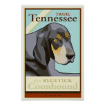 Viaje Tennessee Poster