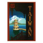 Viaje torre con gradas de la pagoda de Asia, Taiwá