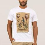 Viaje una camiseta de Lune del la
