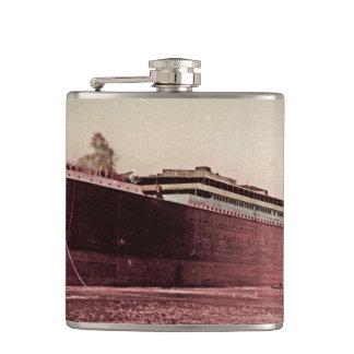 Viaje virginal del RMS titánico