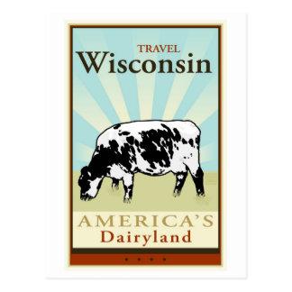 Viaje Wisconsin Tarjetas Postales