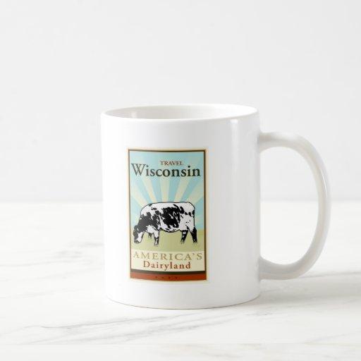 Viaje Wisconsin Taza